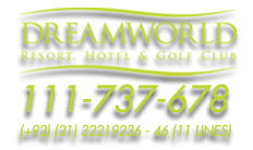 Dreamworld Resort, Hotel & Golf Club Karachi Pakistan