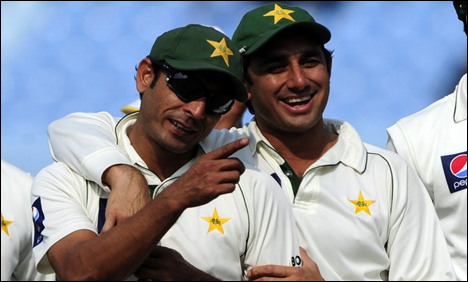 saeed ajmal and abdul rehman
