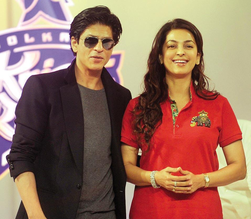 shahrukh khan with chawala