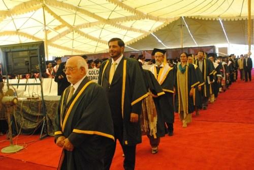 university of karachi convocation dr