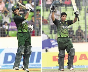 Hafeez and Jamshad