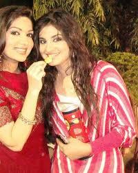 Sara Chaudhry And Sataesh Khan