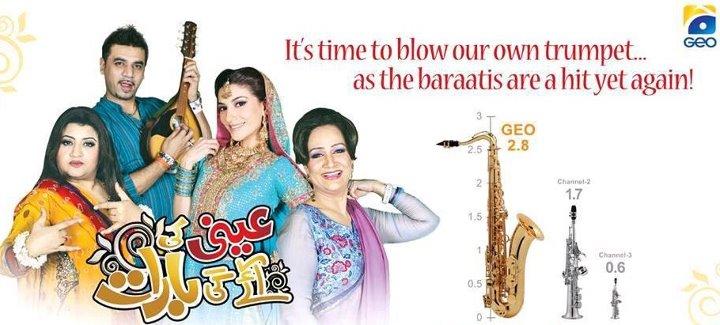 Annie Ki Aayegi Baraat OST Ishq By Shazia Manzoor