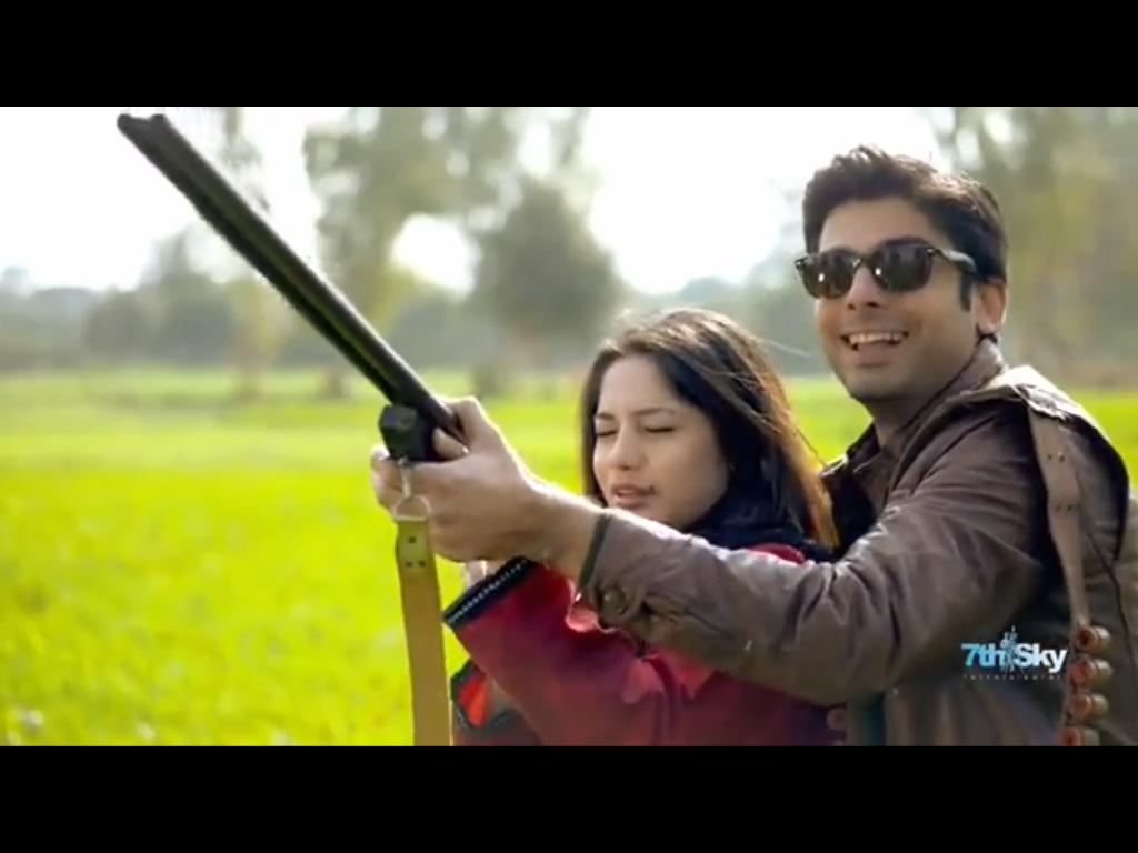 Ashk Drama Music Video