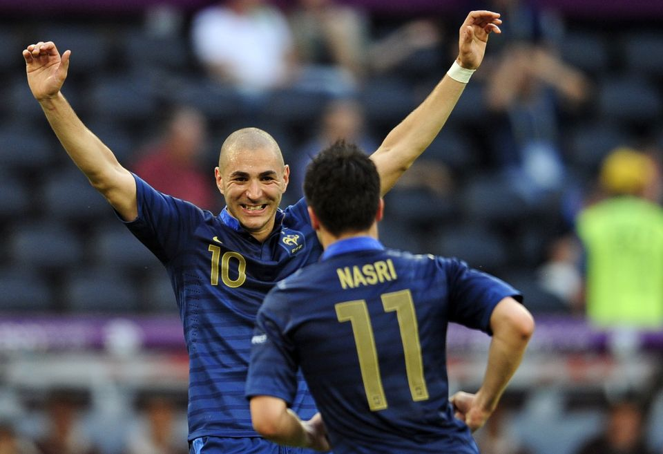 France Vs England 1-1 All Goals & Highlights – 11/06/2012