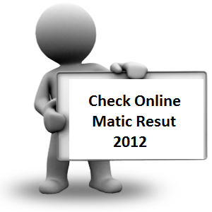 matric-result-2012