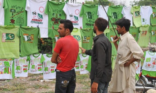 14 august 2012 pakistan