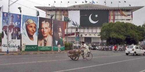 14 august in lahore pakistan