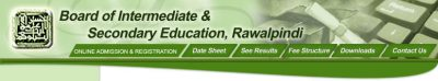 Rawalpindi Board Result Intermediate News