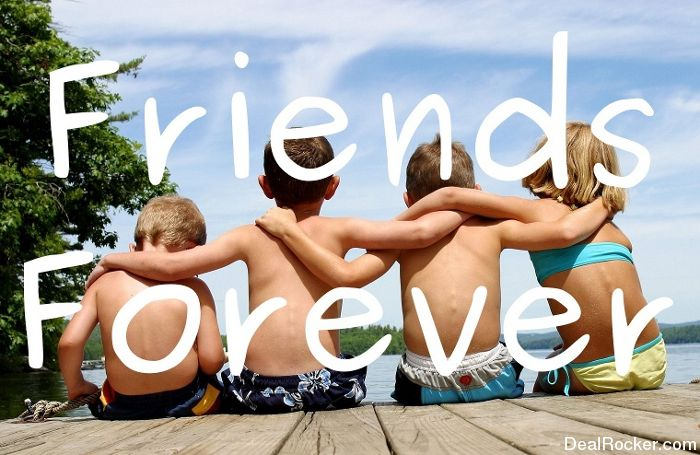 friends forever 2012