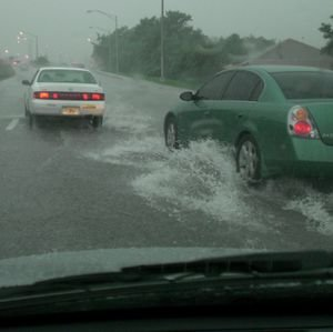 Play safe during the rainy season