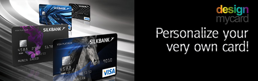 Silk Bank Introduced Credit Cards