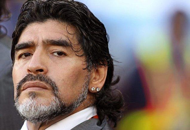 Legend Player Diego Armando Maradona