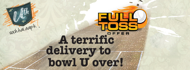 Ufone Full Toss Package Offer