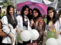 students College girls picture in lahore