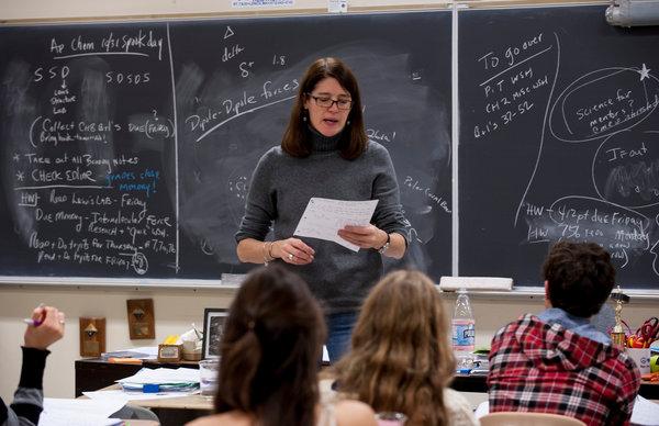 Teachers Must Build Character, Not Just Test Scores