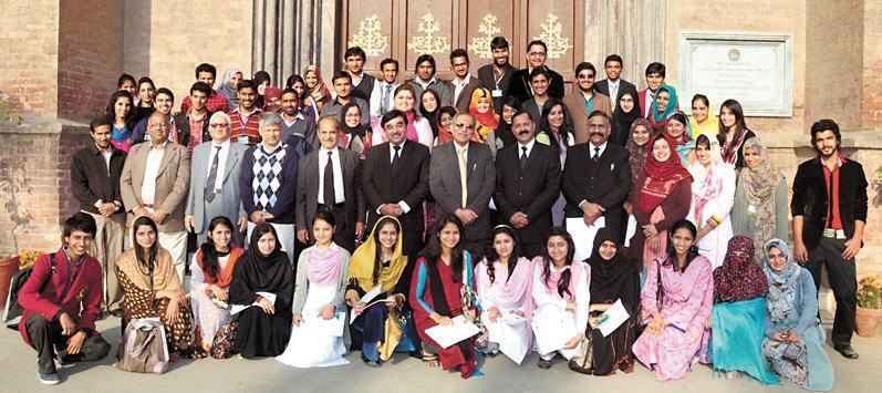 GC University Group Photo