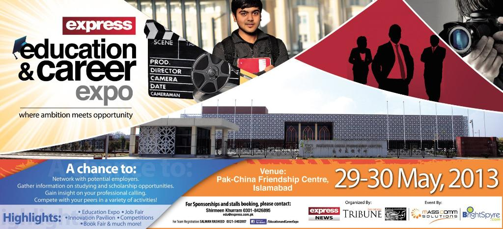 Education and Career Expo 2013 by Express News & Tribune