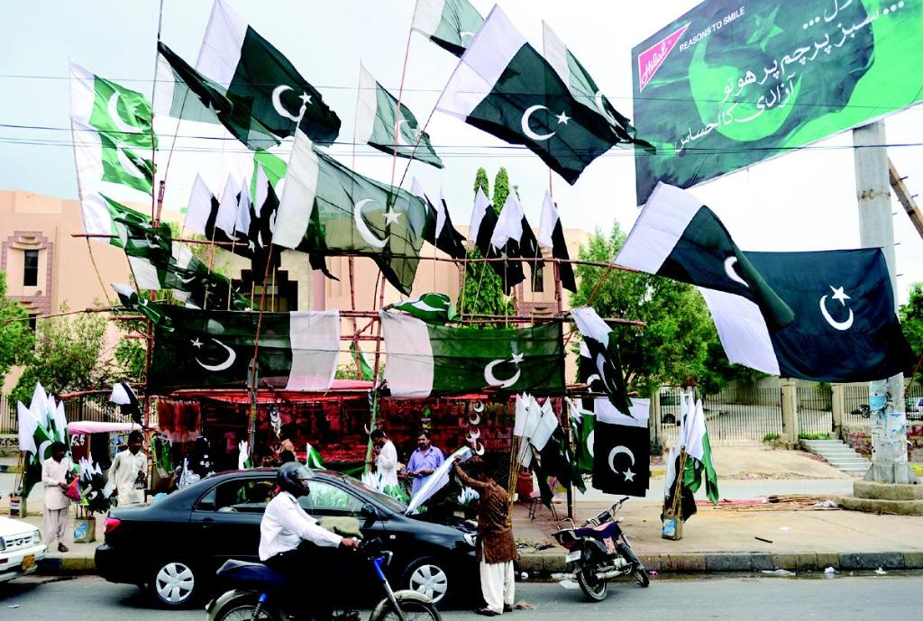 Latest 14 August Pakistan Independence Day Pictures 2015