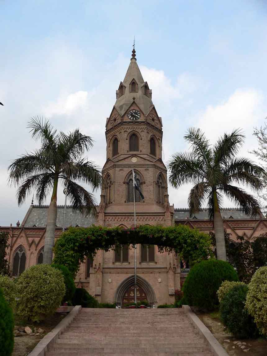GCU Lahore Mphil & Applied Physics Merit List 2017