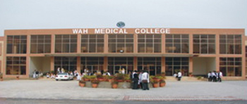 WAH-Medical-College Admission 2013