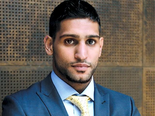 Amir wants to establish boxing academy in Pakistan