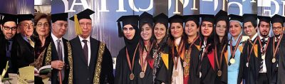 BNU 8th Convocation 2013