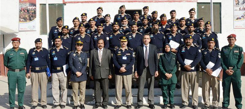 Motorway Police Group Photo