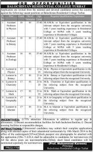 Jobs-in-Balochistan-Residential-College