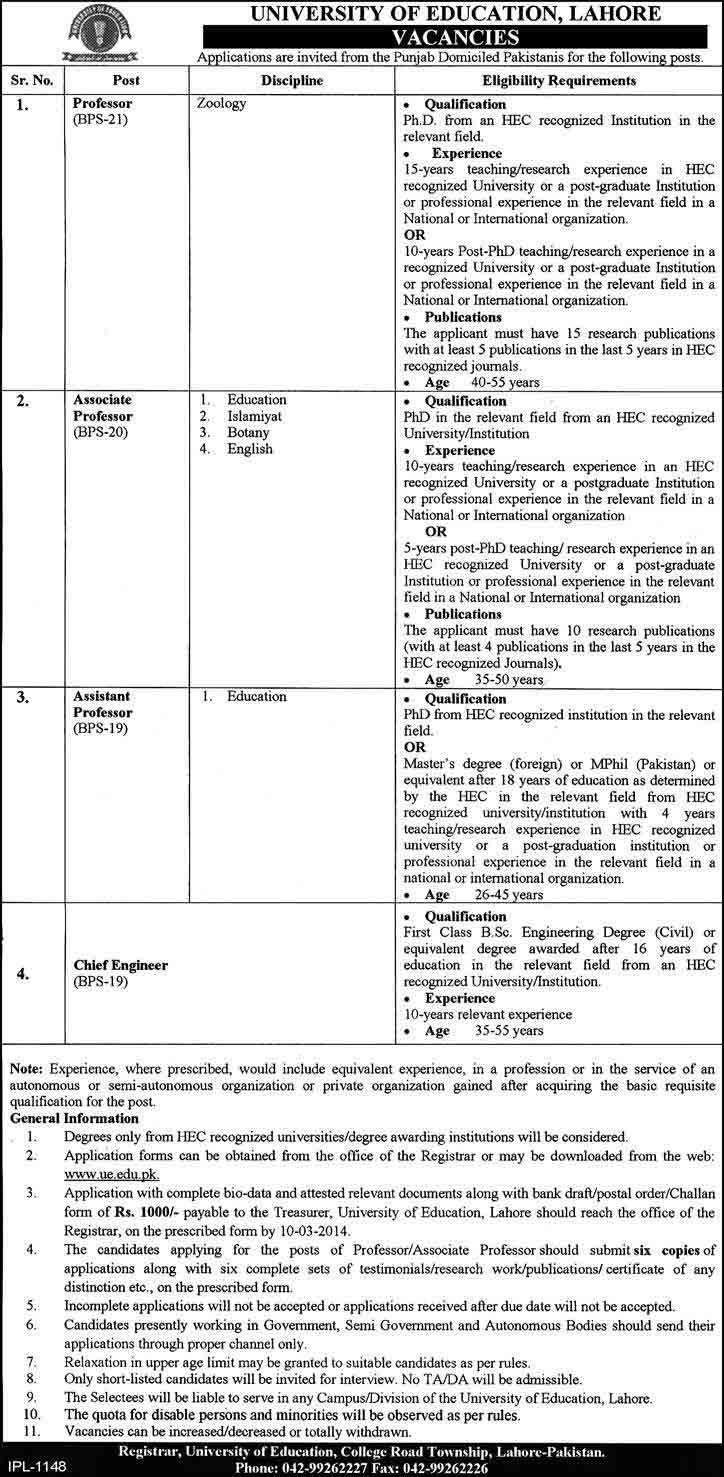 Phd degree holders in pakistan