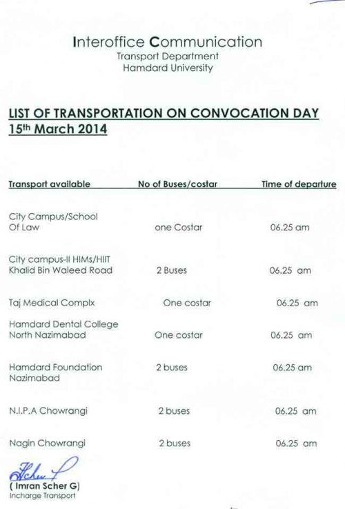 Hamdard-University-Convocation-2014