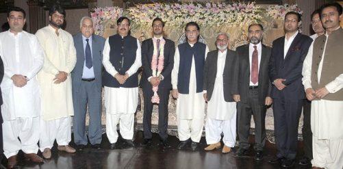Wedding PPP Leader son