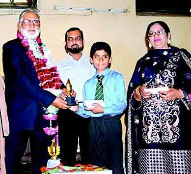govt school prize distribution