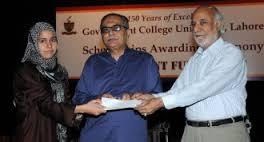GCU Lahore Scholarships