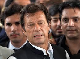Imrann Khan Protest in Islamabad