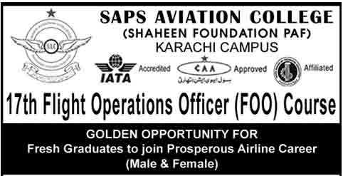 Saps-Aviation-Admissions-2020