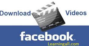 How to download Videos From Facebook Urdu Video Tutorial