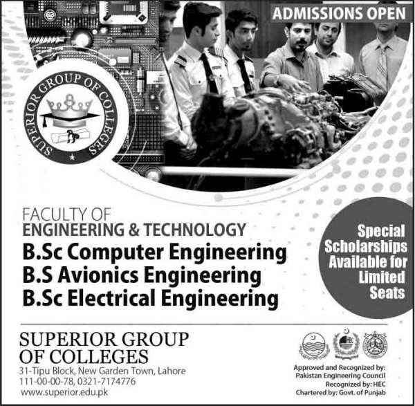 Bsc-Admissions-in-Superior-Group-of-Colleges