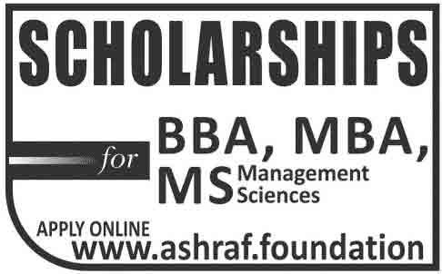 Ashraf-Foundation-Scholarships