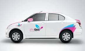 She Taxi in India