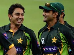 hafeez and saeed