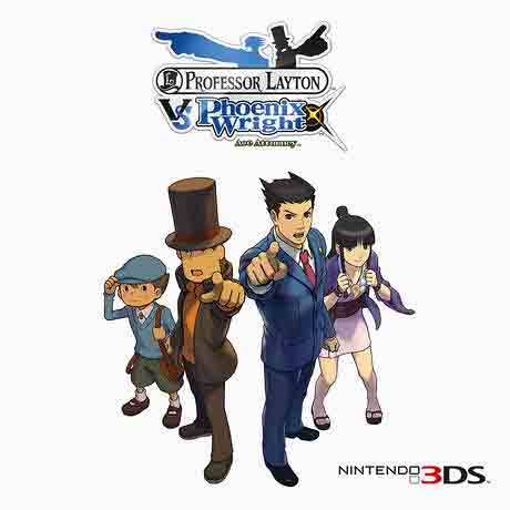 Professor-Layton-Games