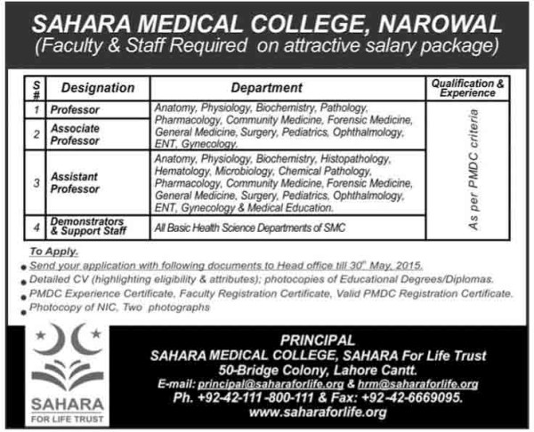 sahara-medical-college