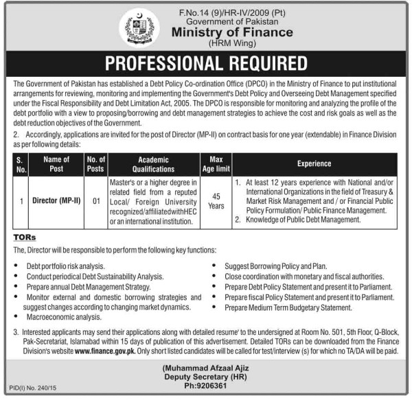ministry-of-finance-jobs
