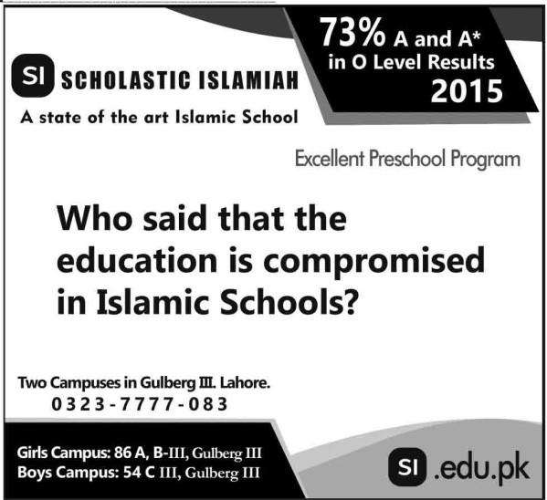 Scholastic-Islamiah-School
