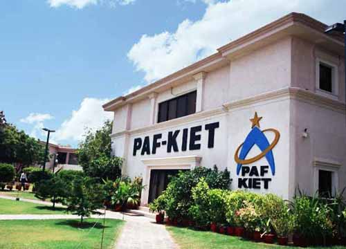 PAF KIET Admissions 2018 Karachi Institute of Economics & Technology