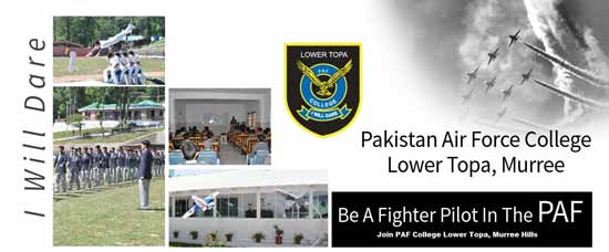 PAF-Murree-Admission