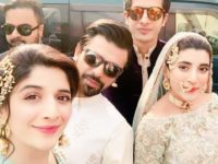 Urwa Hocane wedding pics with Farhan Saeed