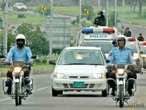 islamabad-traffic-police-Fee-Driving-license