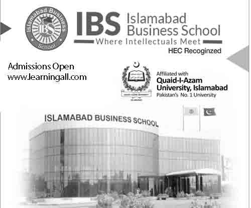 IBS-Islamabad-BBA-Admission